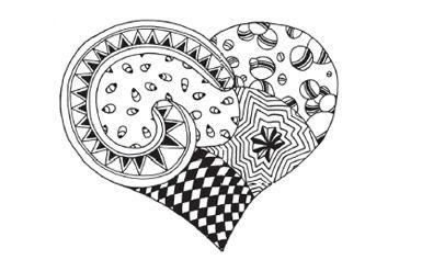 Doodle - Herz