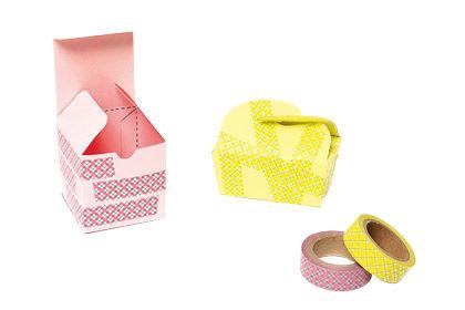 Washi-Tape Schachteln