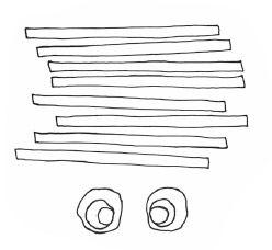 Tiere basteln mit Papptellern