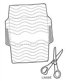 Anleitung Briefumschläge falten