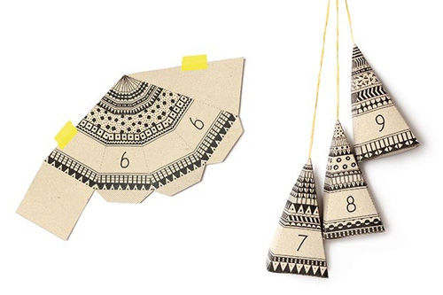 Adventspyramiden