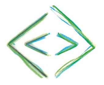 Formenzeichnen - Linien spiegeln