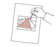Pop-Art nach Roy Lichtenstein - Anleitung