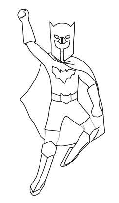 Würfelspiel zum Zeichnen von eigenen Superhelden-Figuren
