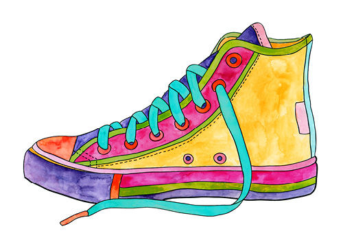 Anleitung - Sneakers