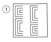 Anleitung - Cutter-Reliefs