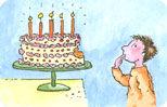 Geburtstage & andere Feste