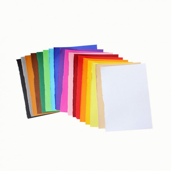 Tonpapier zum Basteln in vielen tollen Farben