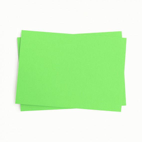 Fotokarton, einzeln, hellgrün