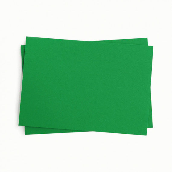 Fotokarton, einzeln, dunkelgrün
