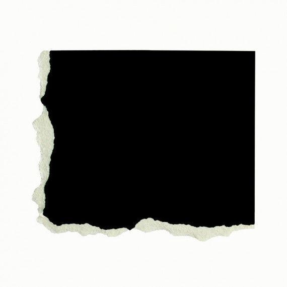 Plakatkarton, 48 x 68 cm, schwarz