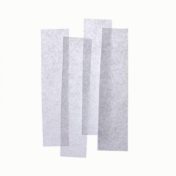 Seidenpapier, 50 x 70 cm, 26 Bogen, weiß