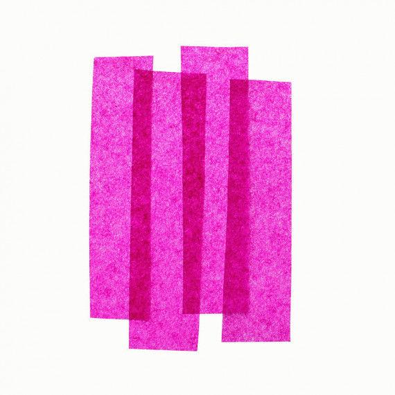 Seidenpapier 26er Pack, pink