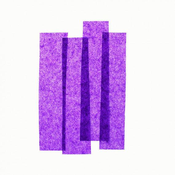 Seidenpapier, 50 x 70 cm, 26 Bogen, flieder