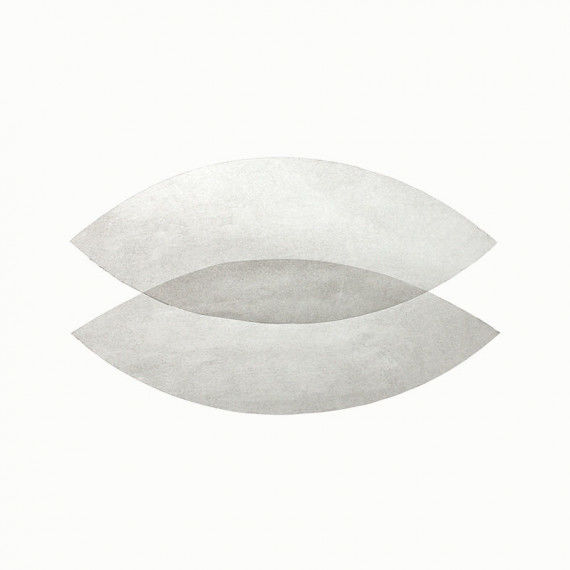 Transparentpapier, 25er Pack, weiß