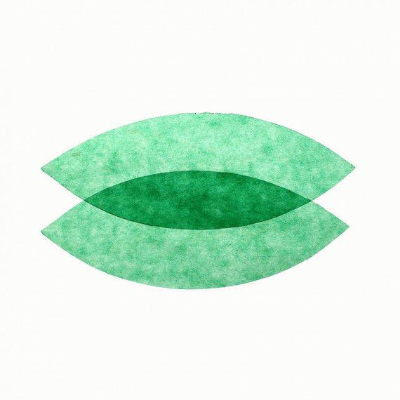 Transparentpapier, 25er Pack, grün