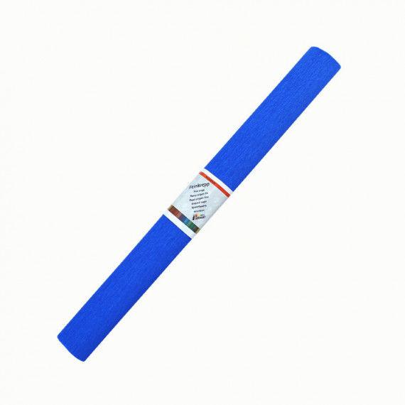 Krepppapier, 50 x 250 cm, dunkelblau
