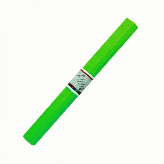 Krepppapier, 50 x 250 cm, grasgrün