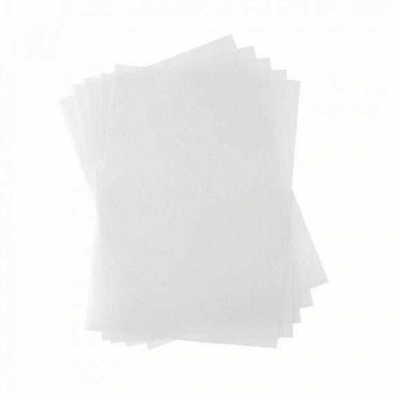 Transparentes Pergamentpapier