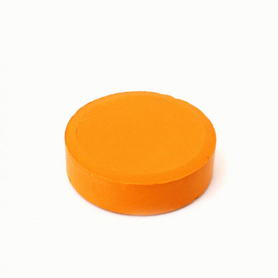 Tempera-Puck 55 mm, orange