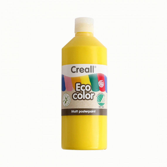 Eco-Color Plakatfarbe, gelb