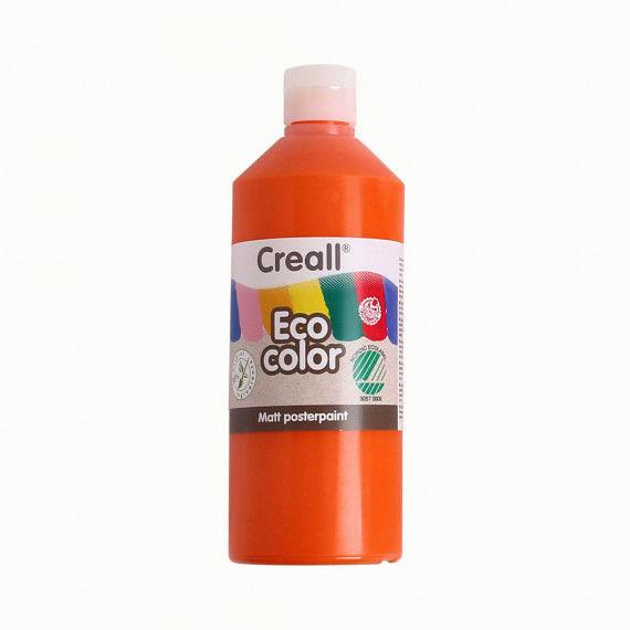Eco-Color Plakatfarbe, orange