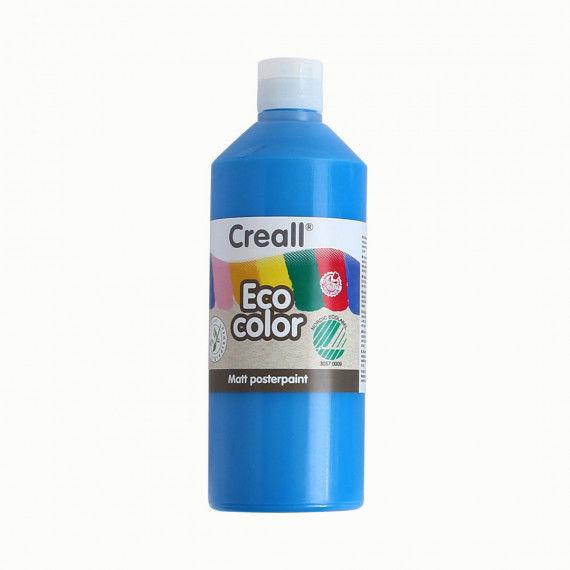 Eco-Color Plakatfarbe, cyanblau (primärblau)