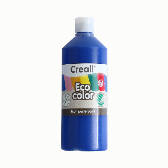 Eco-Color Plakatfarbe, dunkelblau