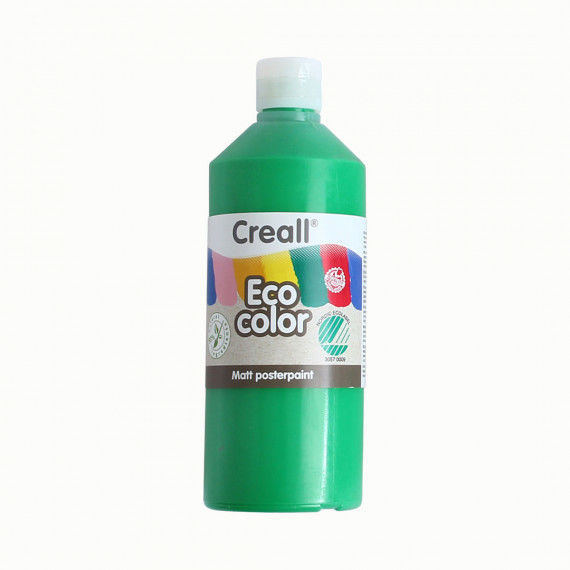 Eco-Color Plakatfarbe, grün
