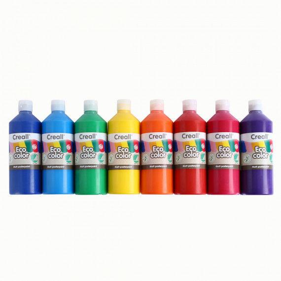 Eco-Color - Umweltfreundliche Plakatfarbe für Kinder