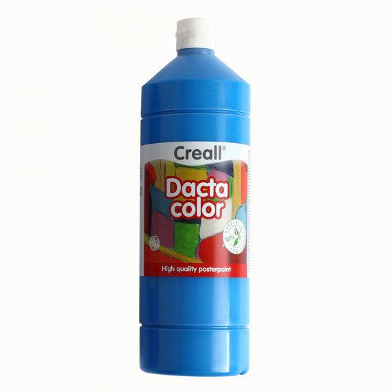 Dacta-Color, 1000 ml Flasche, cyanblau (primärblau) zum Mischen
