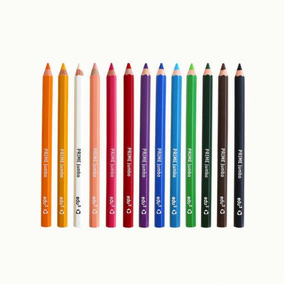 Prime Jumbo Farbstifte in tollen Farben