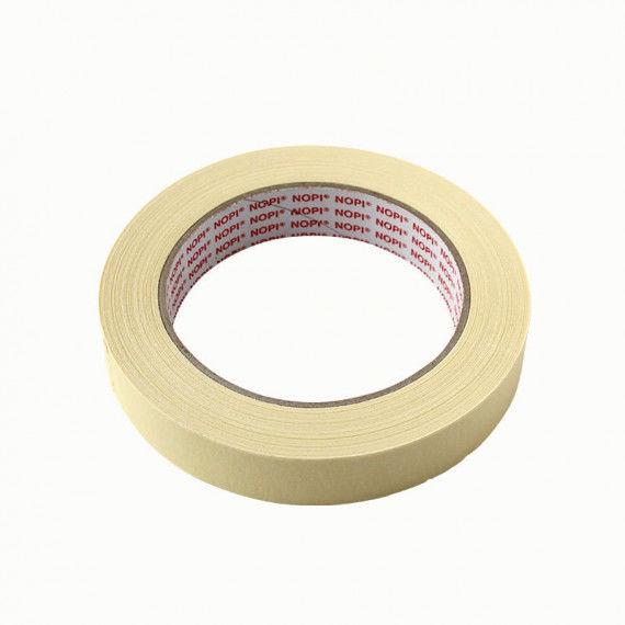 Kreppband, 19 mm breit, 50 m lang