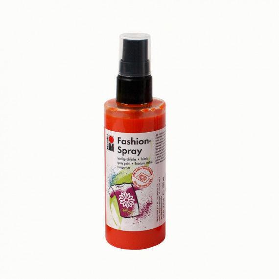 Fashion-Spray, 100 ml Sprühflasche, mandarine
