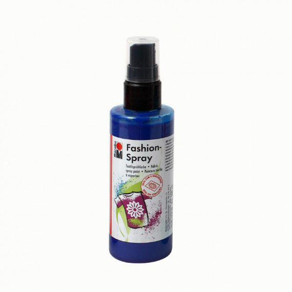 Fashion-Spray, 100 ml Sprühflasche, marineblau