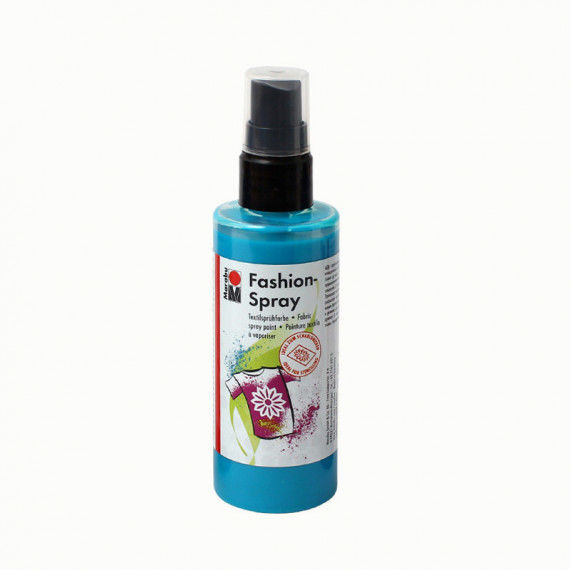 Fashion-Spray, 100 ml Sprühflasche, karibik