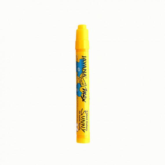Stoffmalstift, gelb