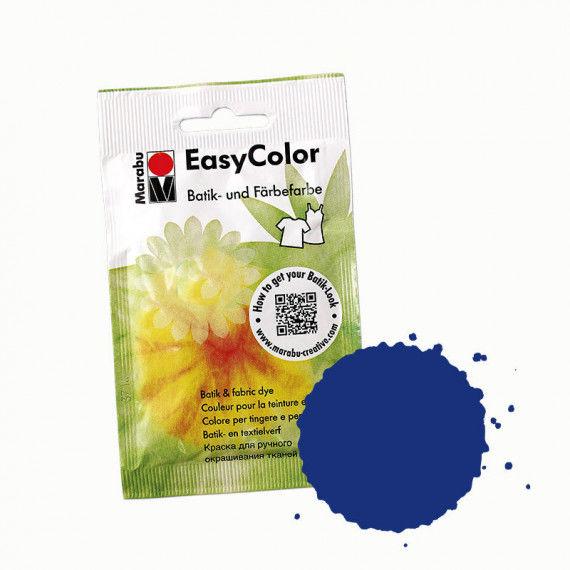 Batikfarbe, 25 g Beutel, ultramarinblau