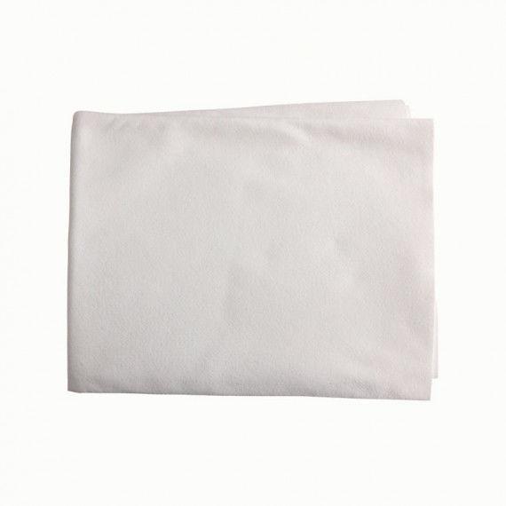 Filztuch, 60 x 90 cm, weiß