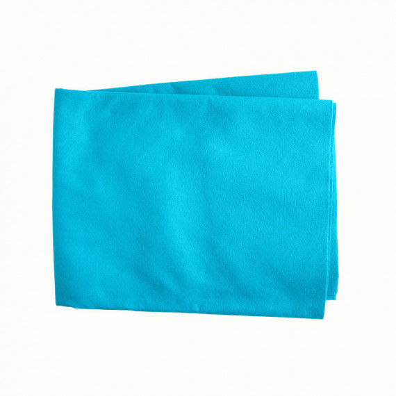 Filztuch, 60 x 90 cm, türkisblau