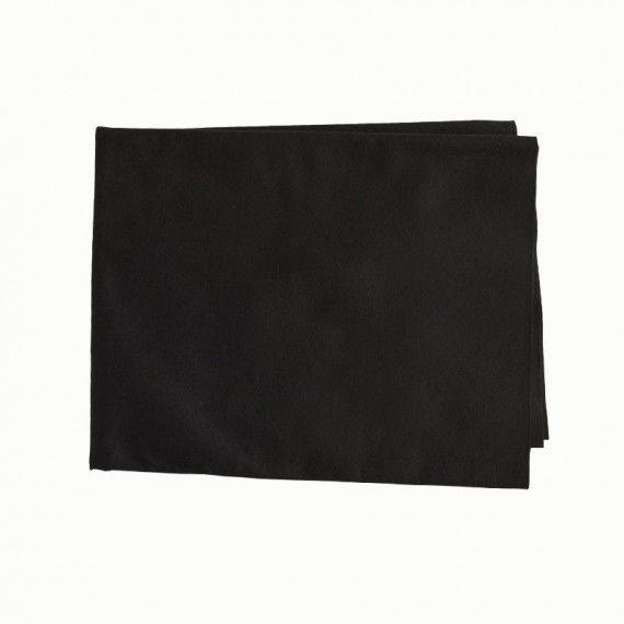 Filztuch, schwarz
