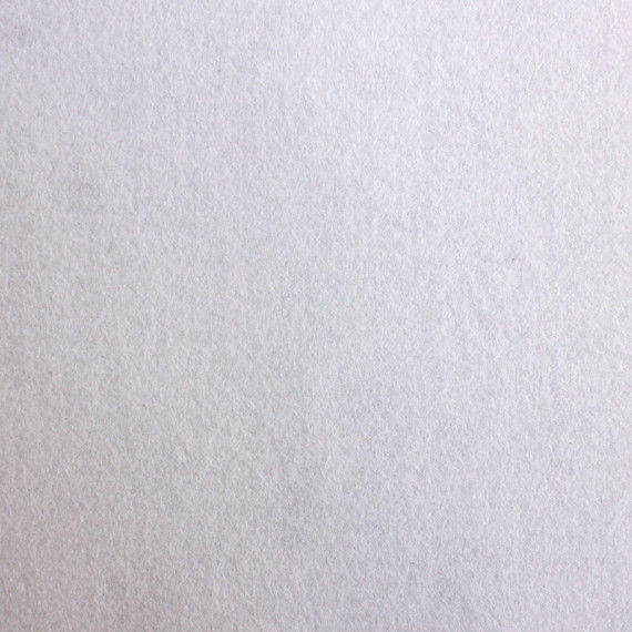 Filzplatte, 20 x 30 cm, weiß