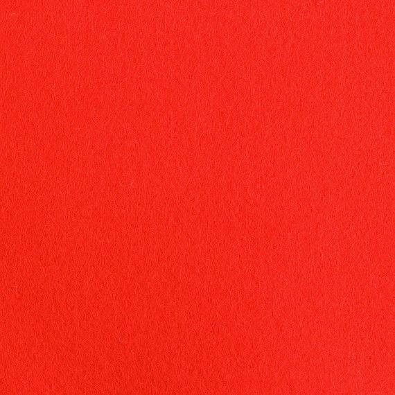 Filzplatte 30 x 45 cm, 4 mm dick, rot