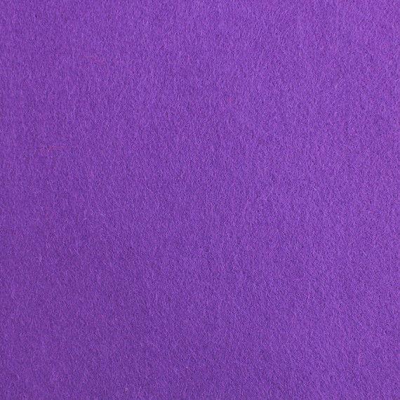 Filzplatte, einzeln, violett