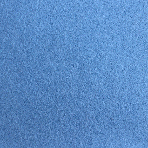 Filzplatte 30 x 45 cm, 4 mm dick, himmelblau