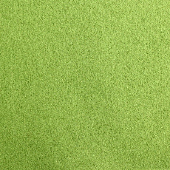Filzplatte, einzeln, hellgrün