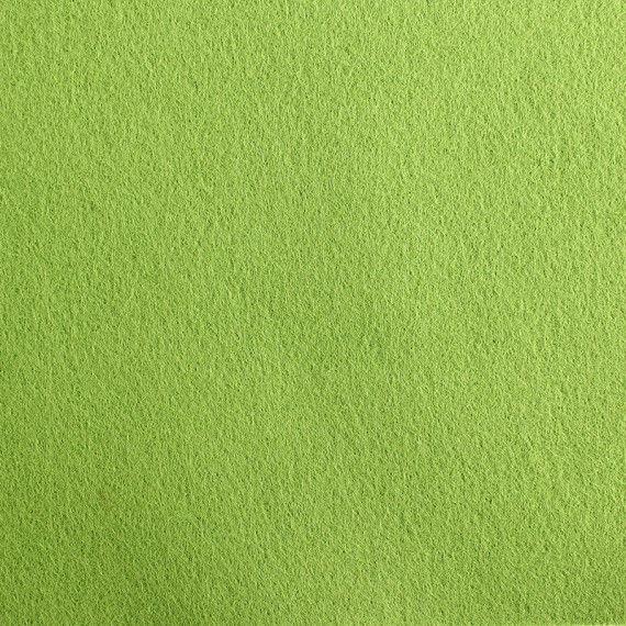 Filzplatte extradick, hellgrün