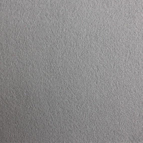 Filzplatte, einzeln, grau
