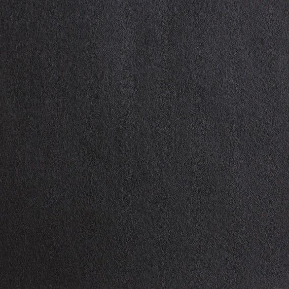 Filzplatte, 20 x 30 cm, schwarz