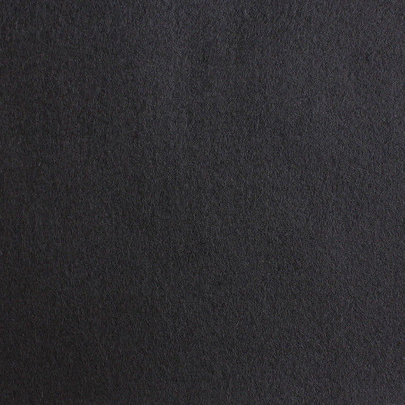 Filzplatte 30 x 45 cm, 4 mm dick, schwarz
